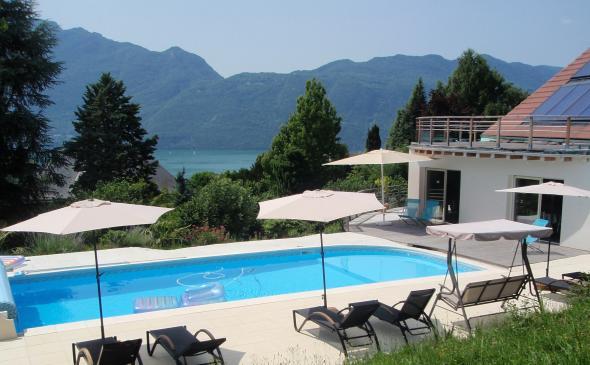 Maison d hotes annecy piscine ventana blog - Location maison avec piscine annecy ...